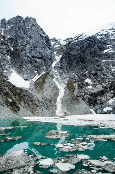 Laguna Tempanos