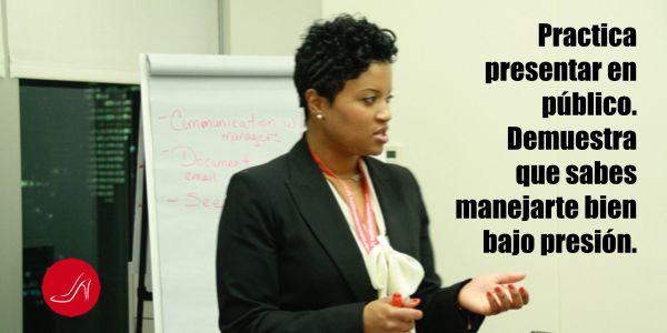 Frase-sobre-Presentar-en-Publico