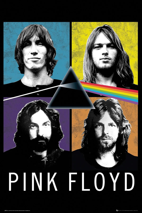 British Invasion Pink Floyd