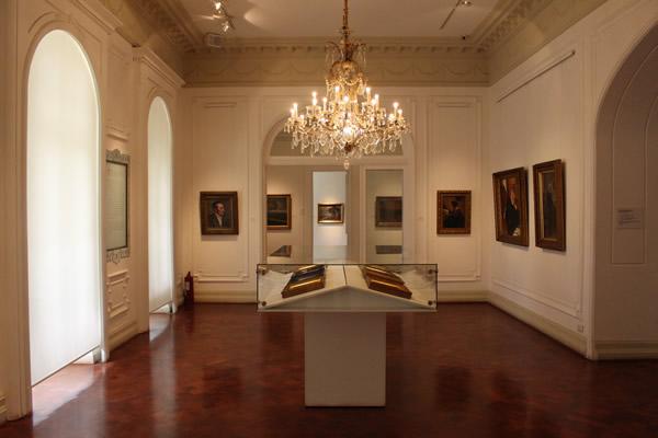 Aires dieciocheros Casa Museo Santa Rosa de Apoquindo