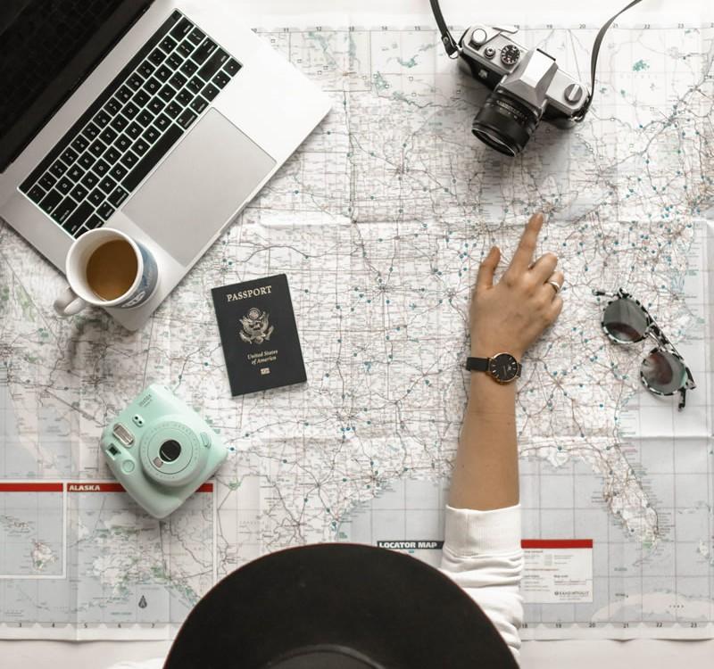 Viajar y Emprender