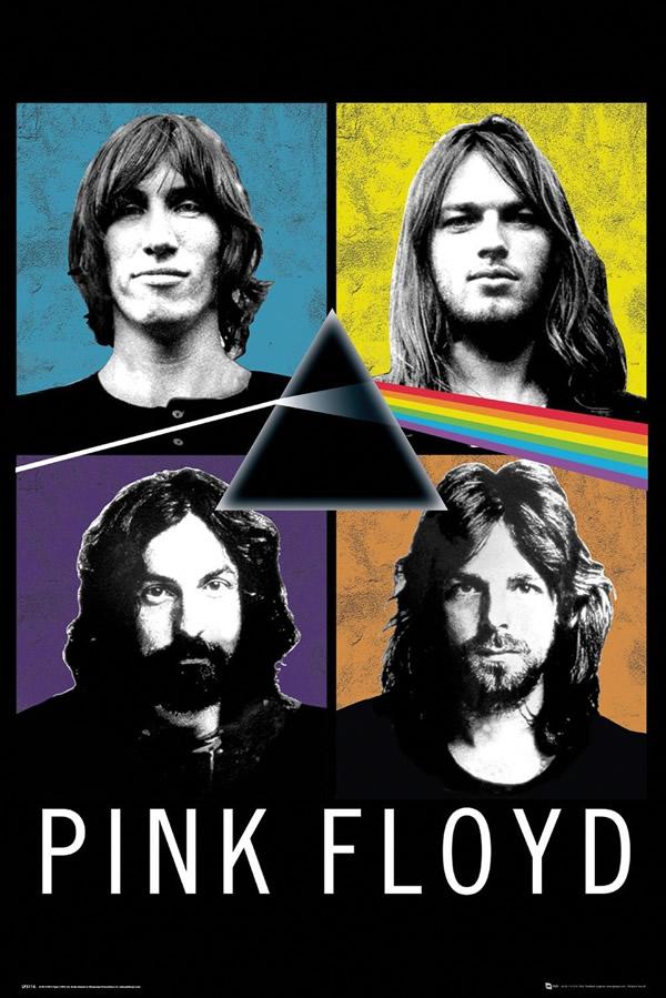 British Invasion Pink Floyd