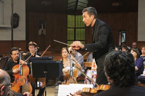 Orquesta Cámara de Chile, David Navarro