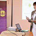 Carmen Gloria, Fundadora Mundo Mujer