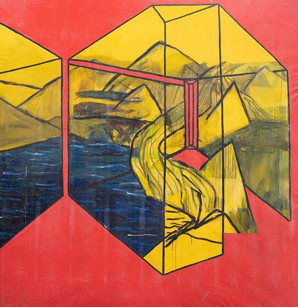 Ciro - Amarillo, 1990