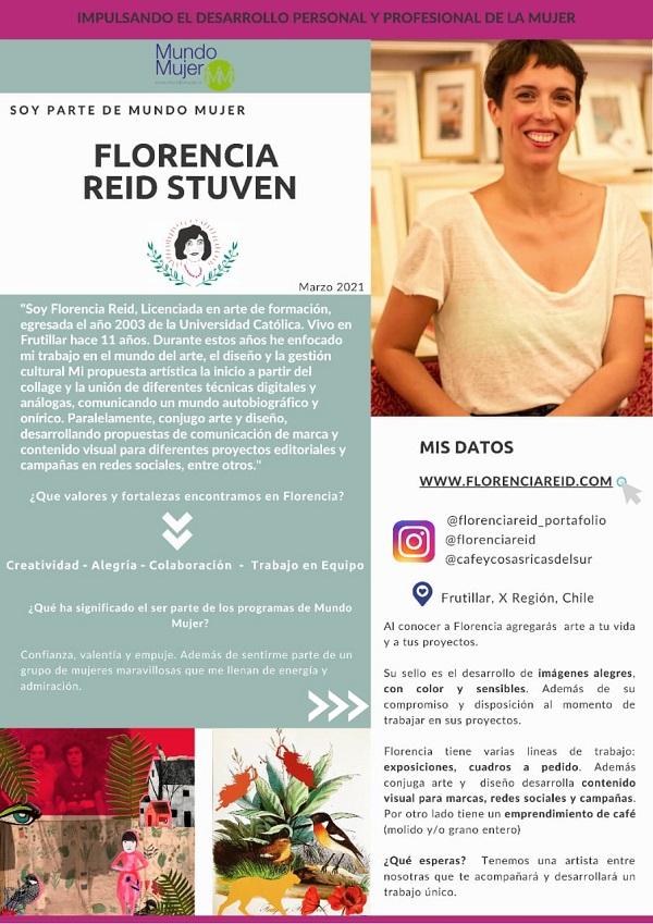 Florencia Reid_ news